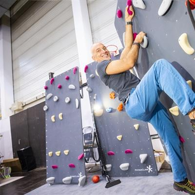 TheraPro Essen - Climbing wall