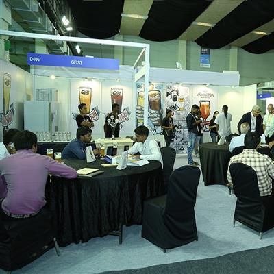 CRAFT DRINKS INDIA - Trade Fair Impressions
