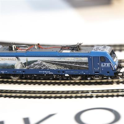 model railways Mannheim