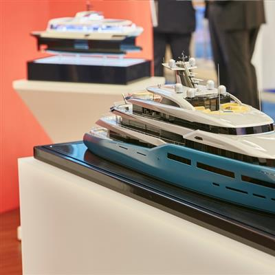 MARINE INTERIORS Cruise & Ferry Global Expo - Boote