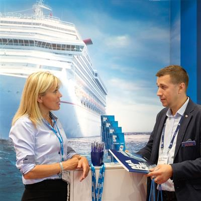 MARINE INTERIORS Cruise & Ferry Global Expo - Messegespräche