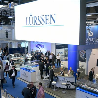MARINE INTERIORS Cruise & Ferry Global Expo - exhibition booths