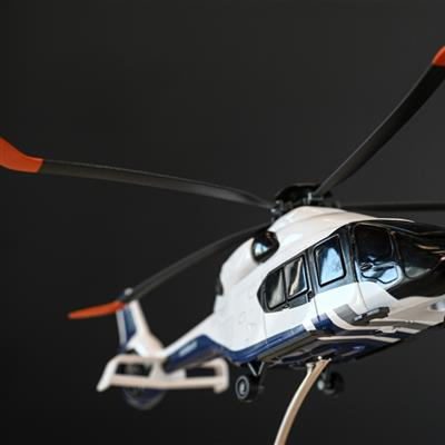 VTOL Show and Safety Conference - Helicopter model