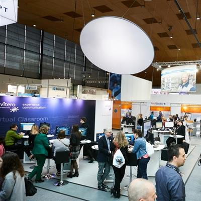 LEARNTEC Karlsruhe - Messeimpression