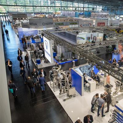 POWTECH - Messehalle
