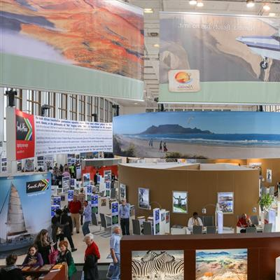ITB Berlin 2015 - Impression of the exhibition stands