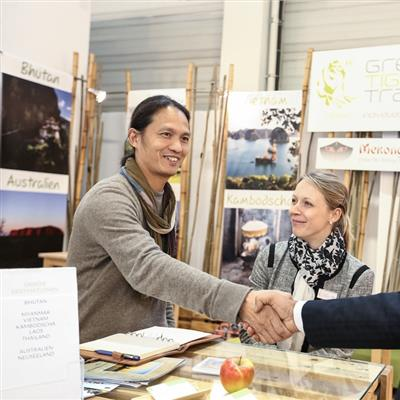 ITB Berlin 2015 - Responsible Tourism