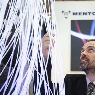 electronica München - Exhibitor Mentor GmbH