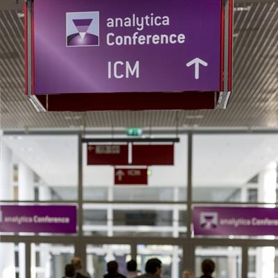 analytica - Conference
